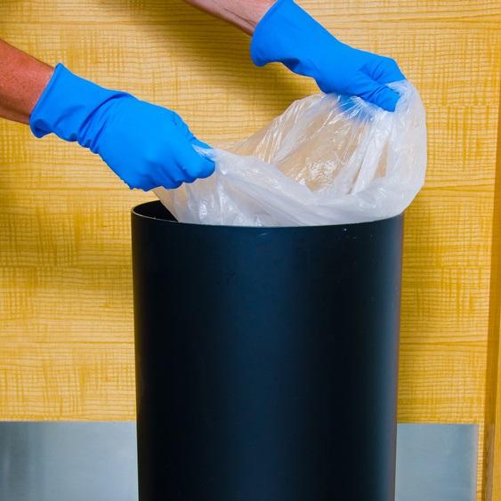 Comment enlever les odeurs tenaces de votre poubelle cuisine.