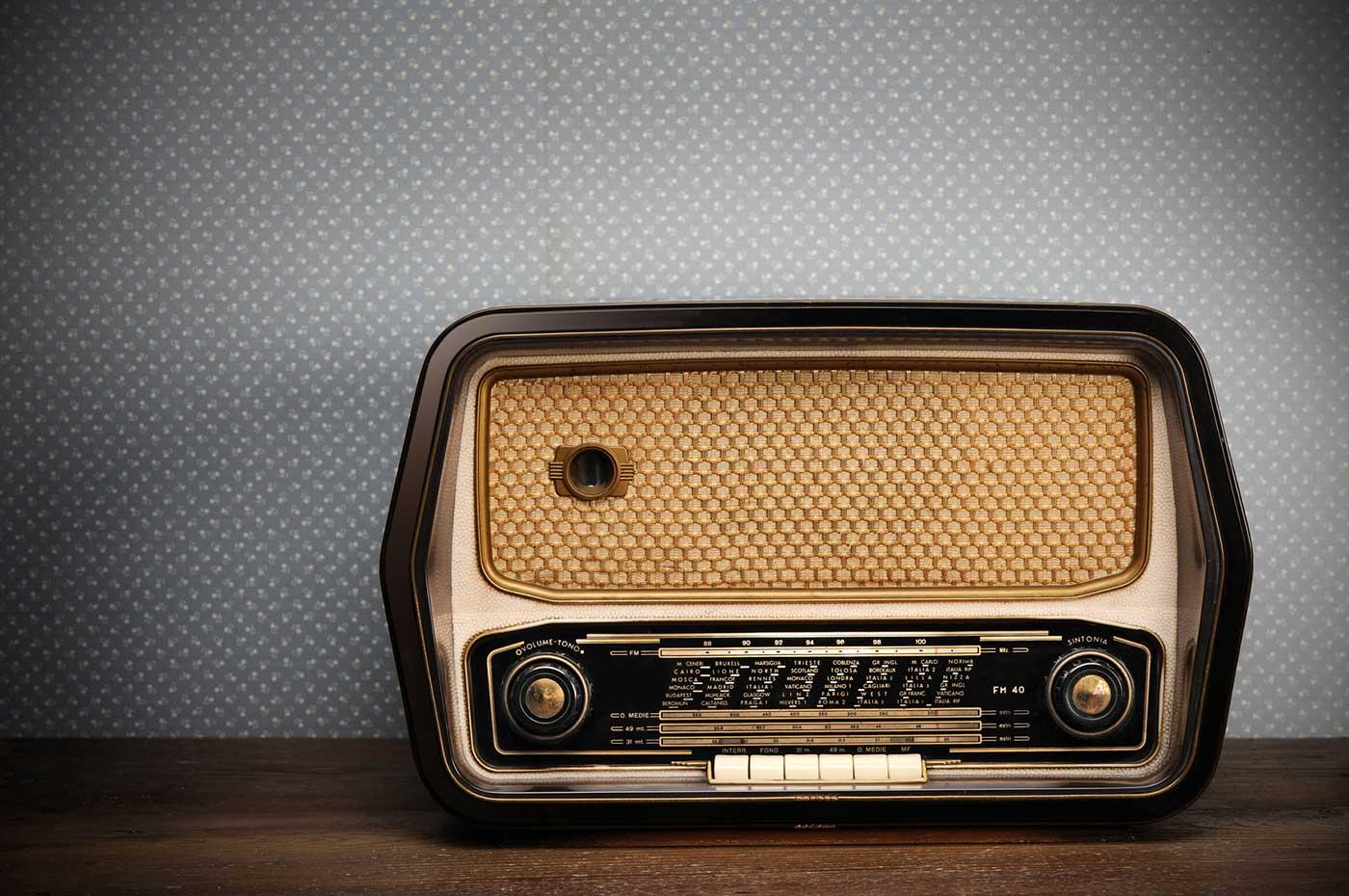 Quelle matière préférer pour ma radio vintage?
