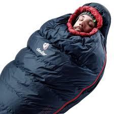 sac de couchage Deuter Astro Pro 1000-l